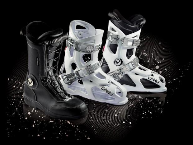 chaussure.ski.dahu